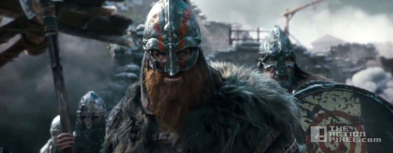 For Honor Trailer – The Action Pixel