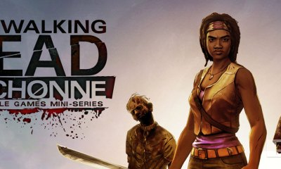 the walking dead michonne. telltale games. michonne. the walking dead. the action pixel. @theactionpixel
