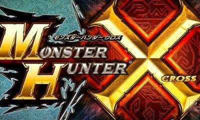 monster hunter cross. capcom. the action pixel. @theactionpixel
