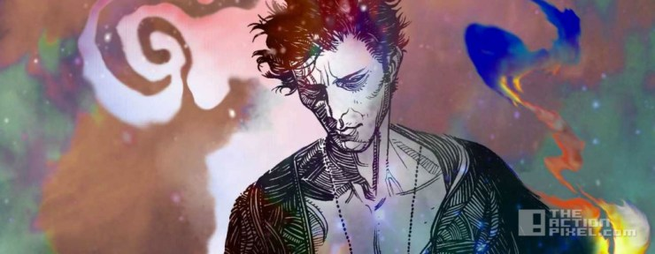sandman. the action pixel. DC Vertigo. @theactionpixel