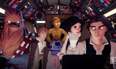 star wars . Disney infinity 3.0. toy box. the action pixel. disney. @theactionpixel