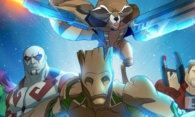 guardians of the galaxy animated series. disney xd. marvel. the action pixel. @theactionpixel