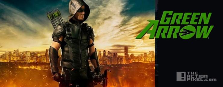 green arrow. dc comics. dc entertainment. the action pixel. @theactionpixel