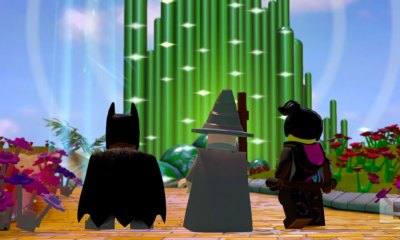 lego dimensions. oz, batman, gandalf. the action pixel. @theactionpixel. lego. dc comics