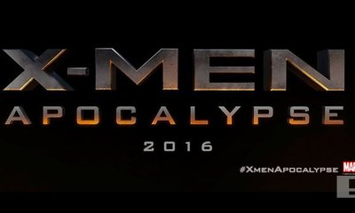 xmen apocalypse title. 20th century fox. marvel. the action pixe. @theactionpixel