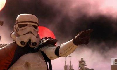 star wars battlefront. ea. the action pixel. @theactionpixel