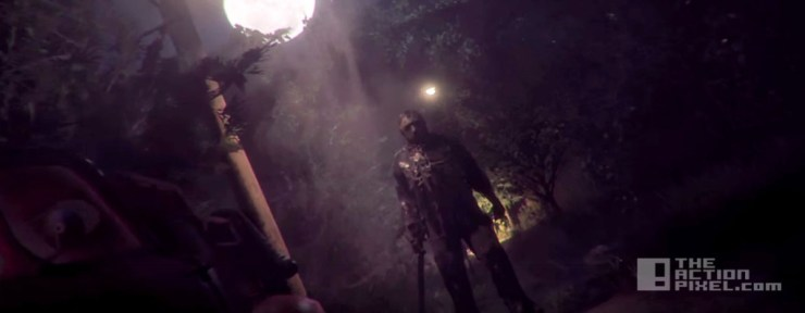 camp crystal lake friday the 13th. the action pixel. @theactionpixel. gun media