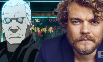 Pilou Asbaek cast as Batou. ghost in the shell. dreamworks. the action pixel. @theactionpixel