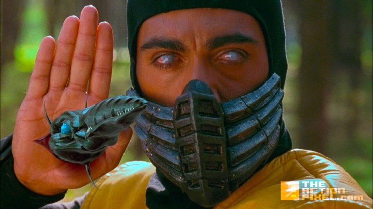 mortal kombat. film . scorpion. the action pixel. @theactionpixel