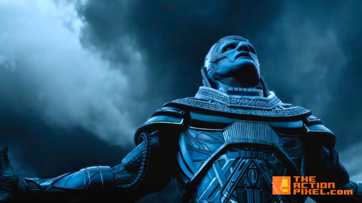 xmen apocalypse. marvel. 20th century fox. the action pixel. @theactionpixel