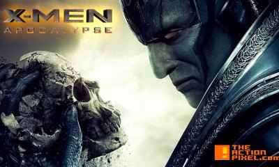 xmen Apocalypse poster. marvel. 20th century fox. the action pixel. @theactionpixel