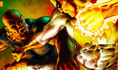 iron fist. the action pixel. @theactionpixel. marvel