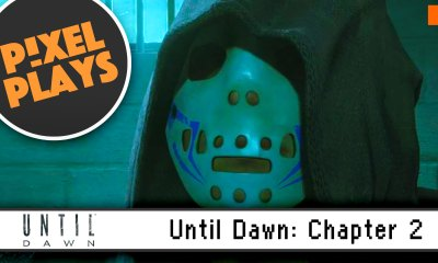 "Pixel Plays | ""Until Dawn"": Chapter 2 - Jealousy . the action pixel. @theactionpixel"