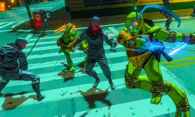 teenage mutant ninja turtles. the action pixel. @theactionpixel. activision. platinum games.