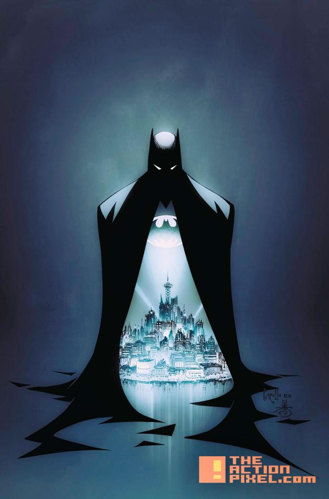 batman issue 51 cover. dc comics. the action pixel. @theactionpixel