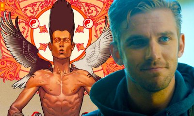 dan stevens legion david haller. the action pixel
