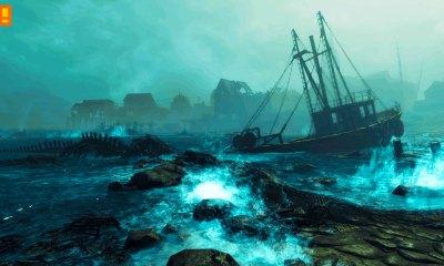 fallout 4 far harbor. bethesda. the action pixel. @theactionpixel