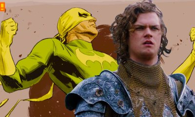 finn jones iron fist. the action pixel. @theactionpixel. marvel. netflix