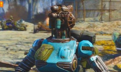 fallout 4 automatron. bethesda. the action pixel. @theactionpixel