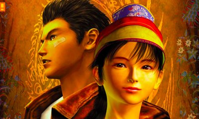 shenmue. the action pixel. @theactionpixel
