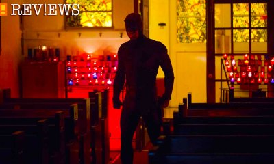 tap review: daredevil. S2 E1. bang. marvel. netflix. the action pixel. @theactionpixel