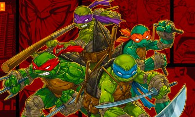 Ninja Turtles: Mutants in Manhattan. platinum games. the action pixel. @theactionpixel