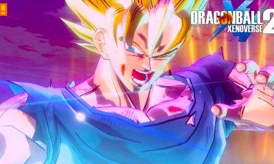 dragon ball z, dragon ball xenoverse 2, playstation 4, xbox one, pc, steam, trailer, announcement , announcement trailer, entertainment on tap, the action pixel