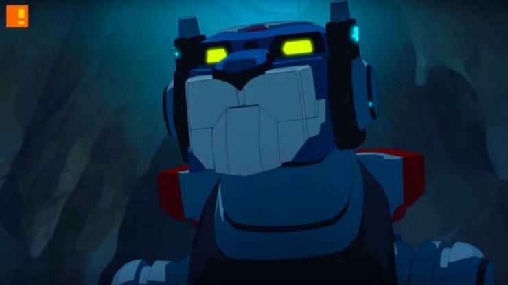 voltron, dreamworks animation, netflix, trailer, official trailer, the action pixel, entertainment on tap,