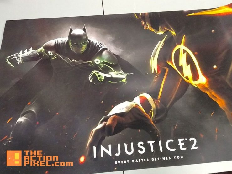 INJUSTICE 2 , batman, the flash, sequel, injustice, dc comics, netherrealms studio, entertainment on tap, the action pixel