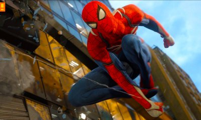 spider-man, ps4, sony , playstation, marvel, the action pixel, peter parker, entertainment on tap, the action pixel, @theactionpixel, e3, e3 2016, e3 trailer, trailer, teaser, insomniac games,