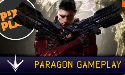 moba, paragon, the action pixel, entertainment on tap, pixel plays, gaming , alex haigh, amer iqbal