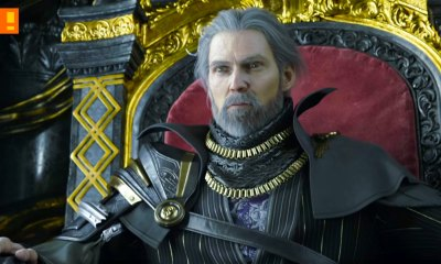kingsglaive, kingsglaive final fantasy XV, the action pixel, square enix,sony pictures entertainment, the action pixel, @theactionpixel