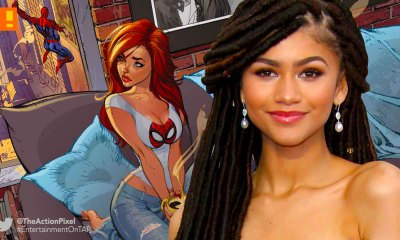 zendaya, spiderman, spider-man, mary jane, mary jane watson, the action pixel, entertainment on tap,
