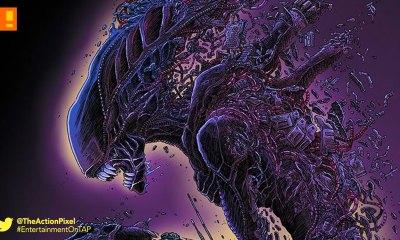 Aliens: The Original Comic Series, alien, aliens, alien day, dark horse , fox, dark horse comics, entertainment on tap, the action pixel, Aliens: Dead Orbit , dead orbit, xenomorph, cover art,