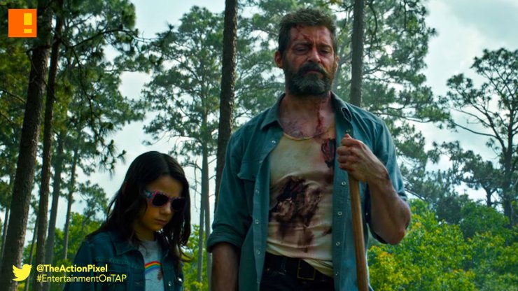logan, trailer, hugh jackman, logan, wolverine, wolverine 3, the wolverine 3, entertainment on tap, the action pixel, 20th century fox, marvel,red band, x-23