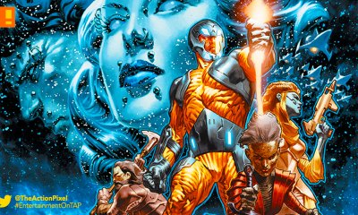xo man of war, valiant comics, the action pixel,