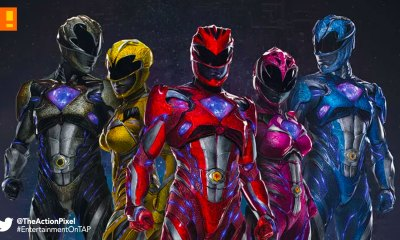 power rangers: Aftershock, power rangers movie, power rangers, aftershock, saban's ,lionsgate, the action pixel, entertainment on tap,