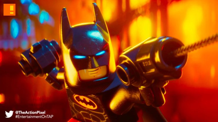 batman, tap reviews, the action pixel, entertainment on tap, tap reviews, dc comics, warner animation group, warner bros. animation, warner bros. entertainment , warner bros., warner bros, joker, batman, the lego batman movie, lego batman, rosario dawson, batgirl, will arnett, robin, zach galifianakis, alfred, batgirl,