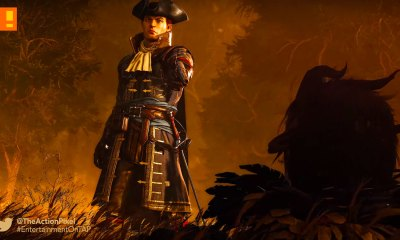 greedfall , reveal trailer, trailer, rpg, focus home interactive