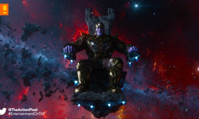 thanos, marvel, the action pixel, entertainment on tap,