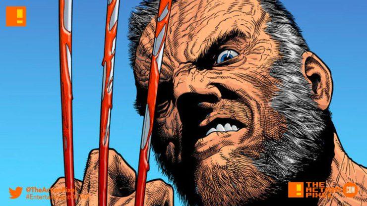old man logan, wolverine, logan, the action pixel, marvel, marvel comics, entertainment on tap