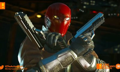 red hood, justice, injustice 2, injustice, wb games, warner bros. games, dc comics, netherrealm studios, the action pixel, jason todd, entertainment on tap