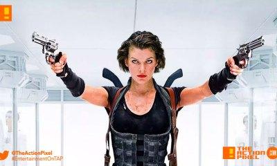 resident evil,milla jovovich,Alice. the action pixel,@theactionpixel