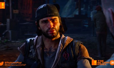 days gone, bend studios, the action pixel, entertainment on tap, zombie survival, survival, zombie, apocalypse, biker, SOA, the action pixel,