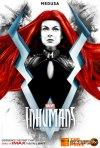 inhumans, Black Bolt, Medusa,  Maximus,poster, marvel, imax, the inhumans, marvel's inhumans,the action pixel, entertainment on tap, poster,