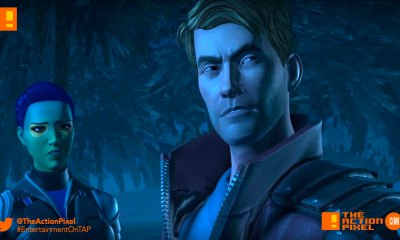 gotg,telltale, episode 2, gotg, telltale games, telltale series, marvel, guardians of the galaxy, entertainment on tap, the action pixel,rocket ,raccoon, star-lord, drax, gamora,trailer, official trailer, launch trailer,thanos,star lord, gotg , more than a feeling, episode 3,