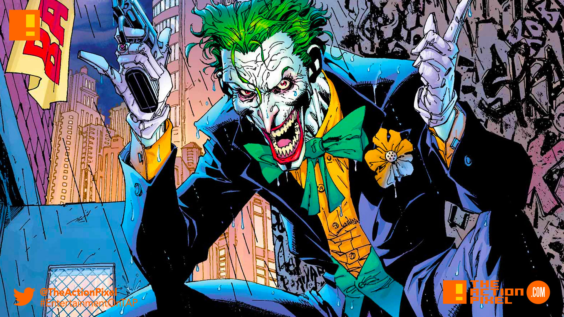 """DC + WB's """"Joker"""" Origin movie is going into A-list territory with"""