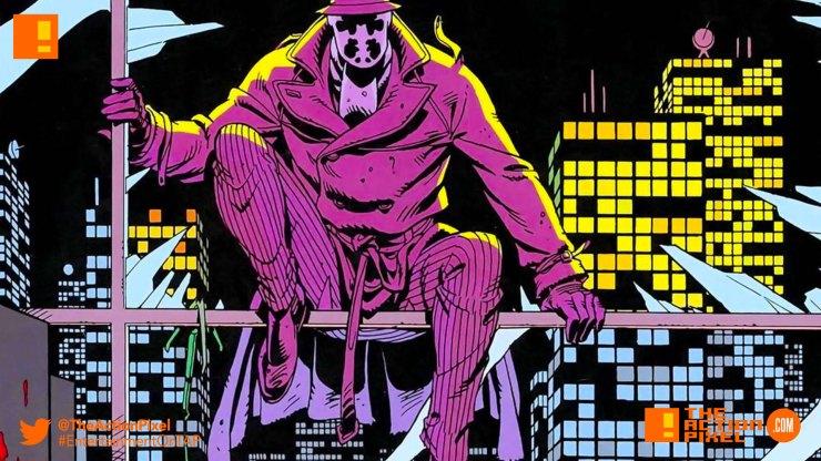 Watchmen, dave gibbon, alan moore, dc comics, the action pixel,@theactionpixel, graphic novel, hbo, tv series, pilot,damon lindelof