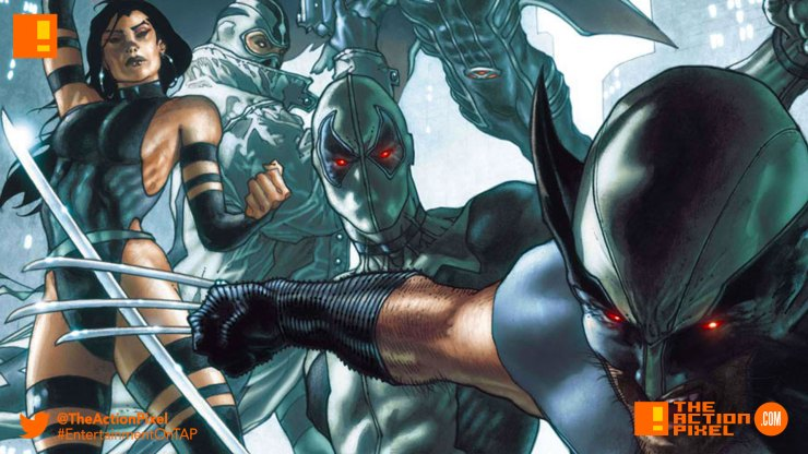 deadpool, x force, x-force, drew goddard, the action pixel, 20th century fox, marvel comics, marvel, cable, deadpool, ryan reynolds, josh brolin