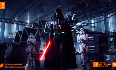 darth vader, star wars, star wars: battlefront ii, star wars battlefront II, BATTLEFRONT II, battlefront 2, kylo ren, trailer, ea, dice games, ea dice, the action pixel, entertainment on tap,beta, trailer,lucasfilm, disney